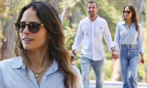 Lets find out more about Jordana Brewster's New Fiance, Mason Morfit