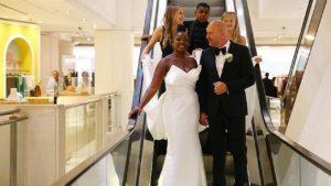 Selfridges Host Their First Ever Wedding for an Essex Couple