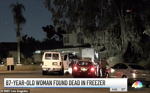 87-year-old Former Los Angeles Sheriff's sergeant Was found dead in Freezer