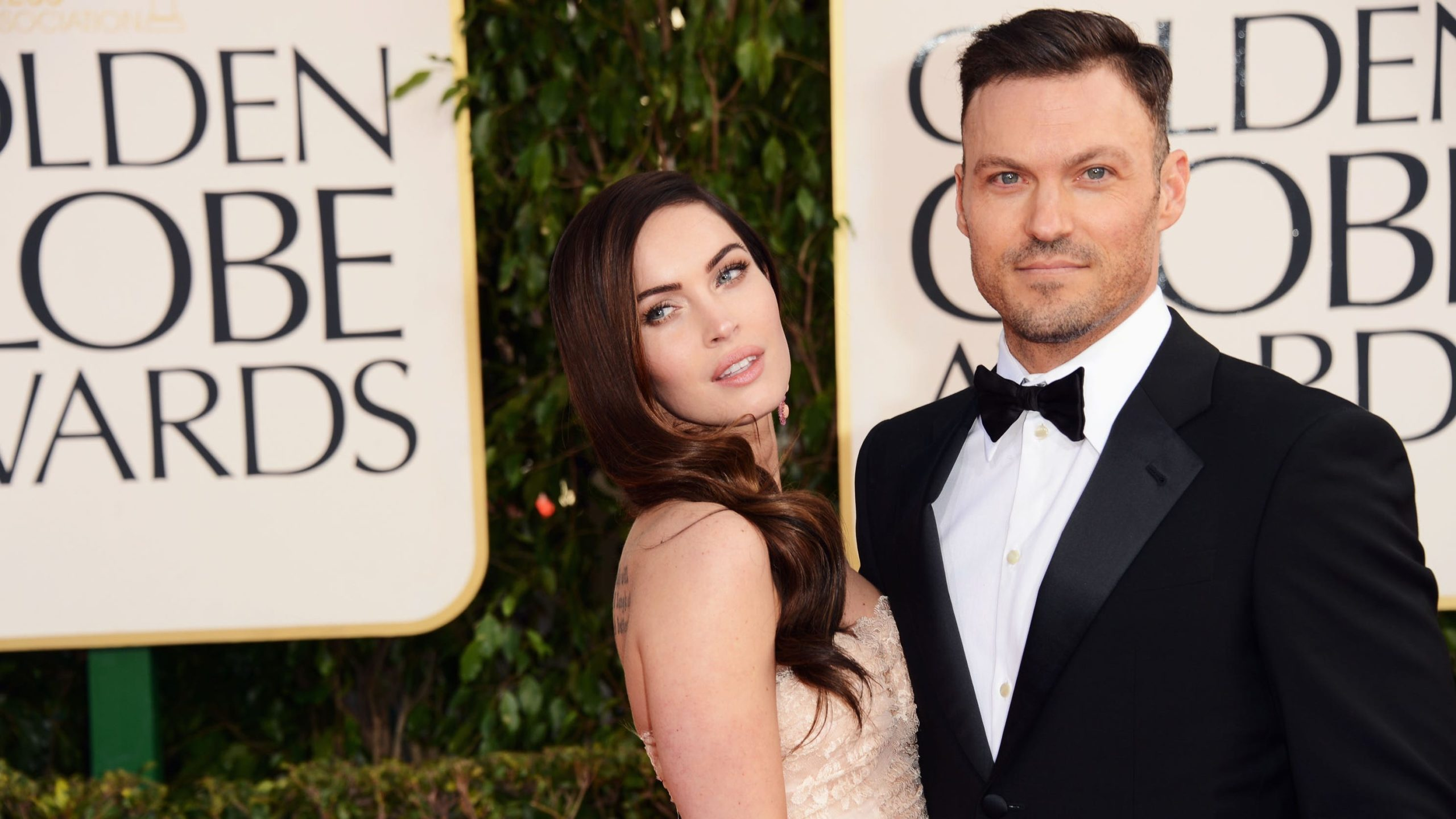 Dancing With The Stars Brian Austin Green Support From Ex Vanessa Marcil! DWTS