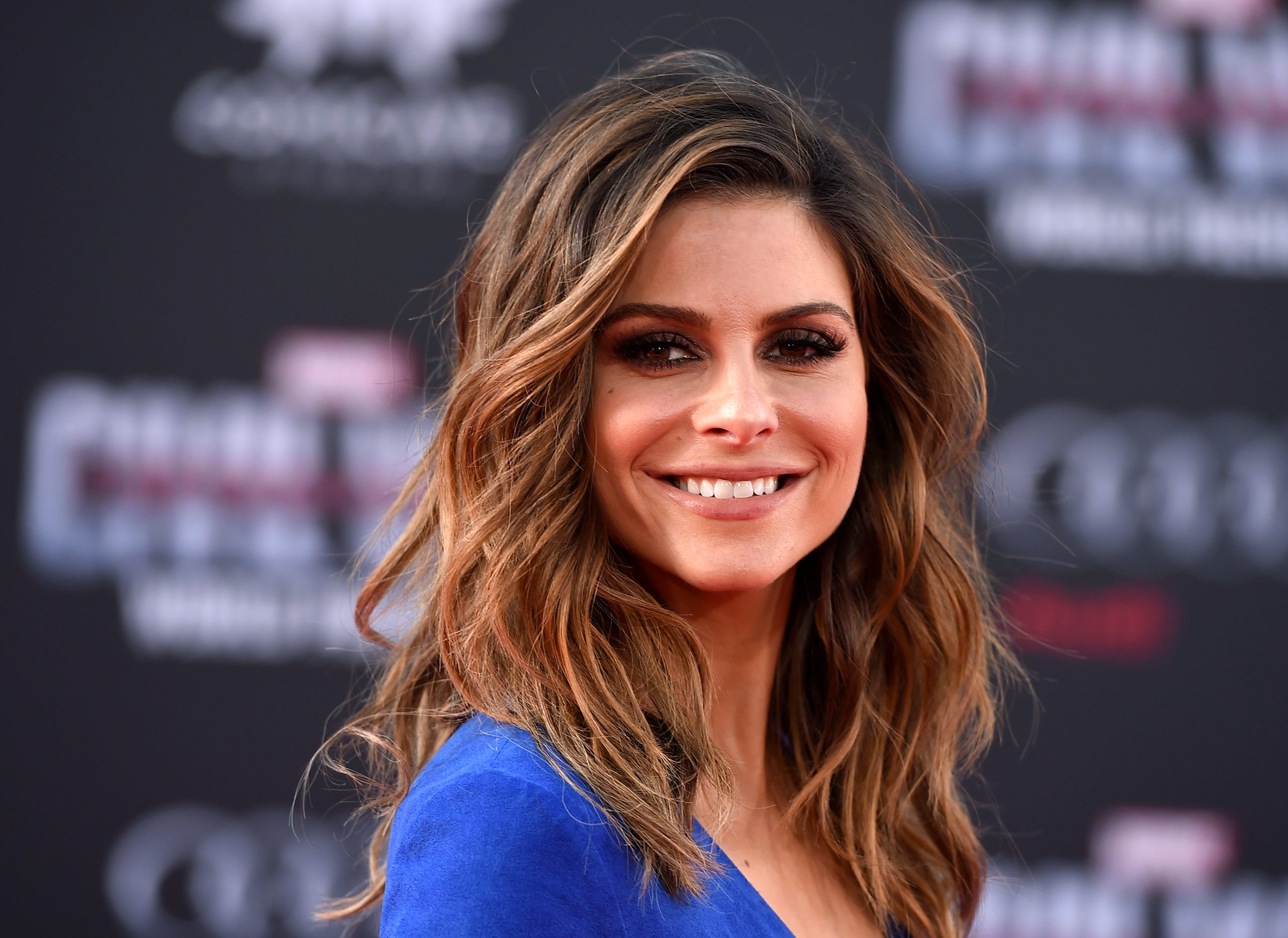 Maria Menounos Keeping Instagram On Its Toes And Lounges Outdoors!