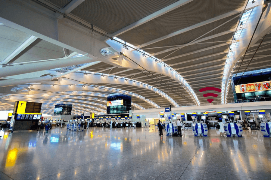 Travel Experts On How To Avoid The Long Immigration Queues At Heathrow Airport.