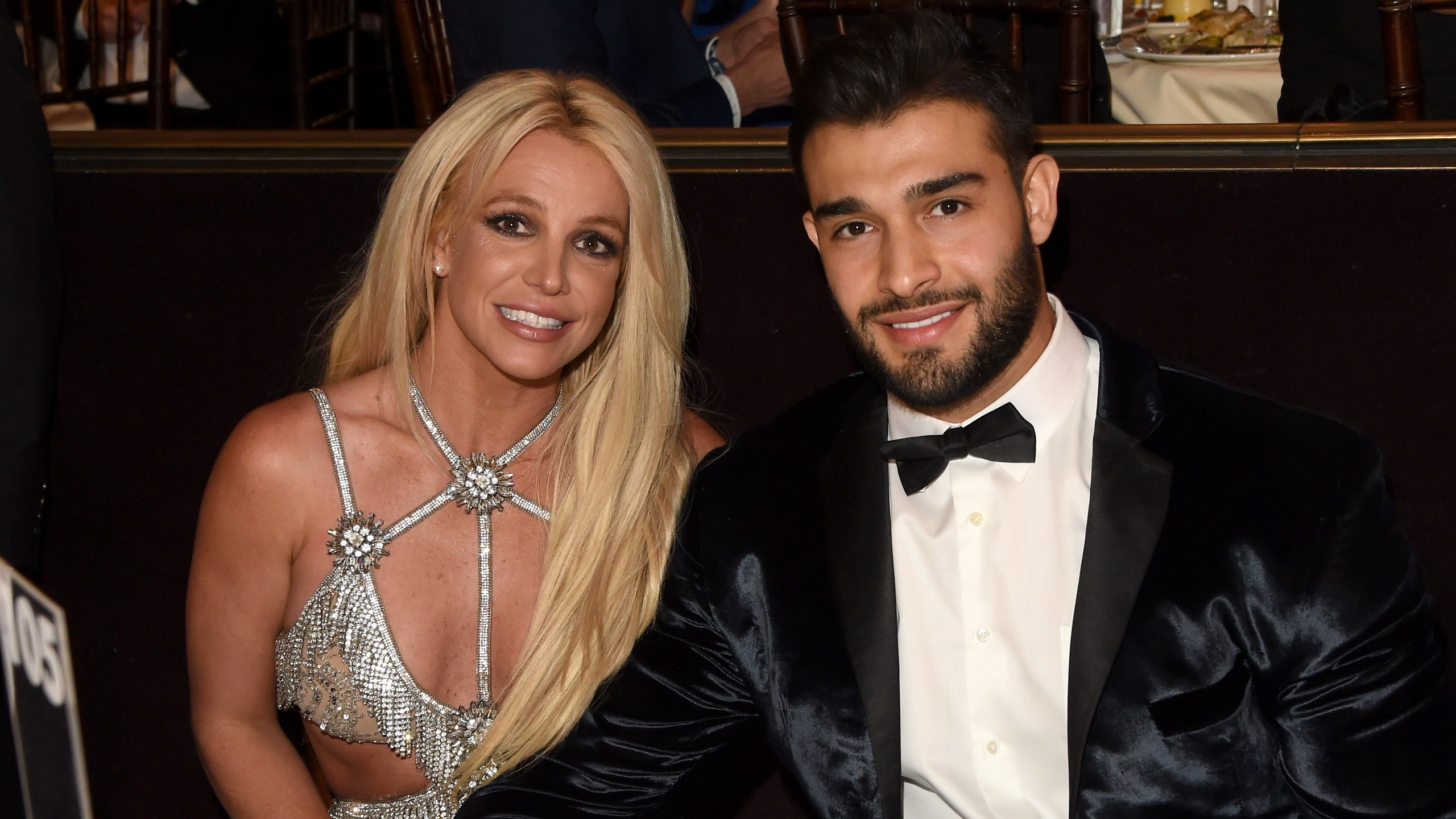 Britney Spears Sam Ashagri Awkward first meeting With Cute nickname and Prenup please!