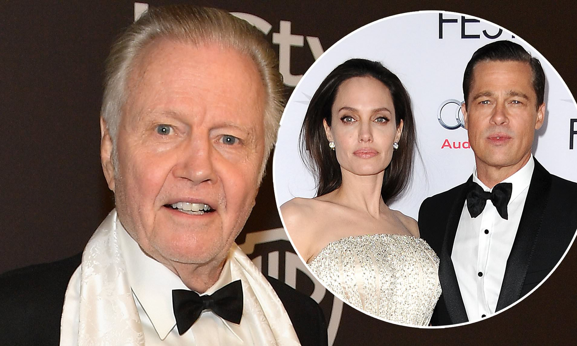 Angelina Jolie Father Jon Voight Adoption of Her Son Maddox Back in 2002!