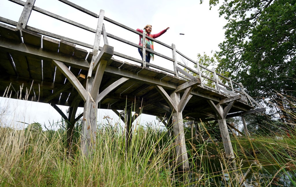 Bridge that inspired Winnie the Pooh author at auction for up to £60,000
