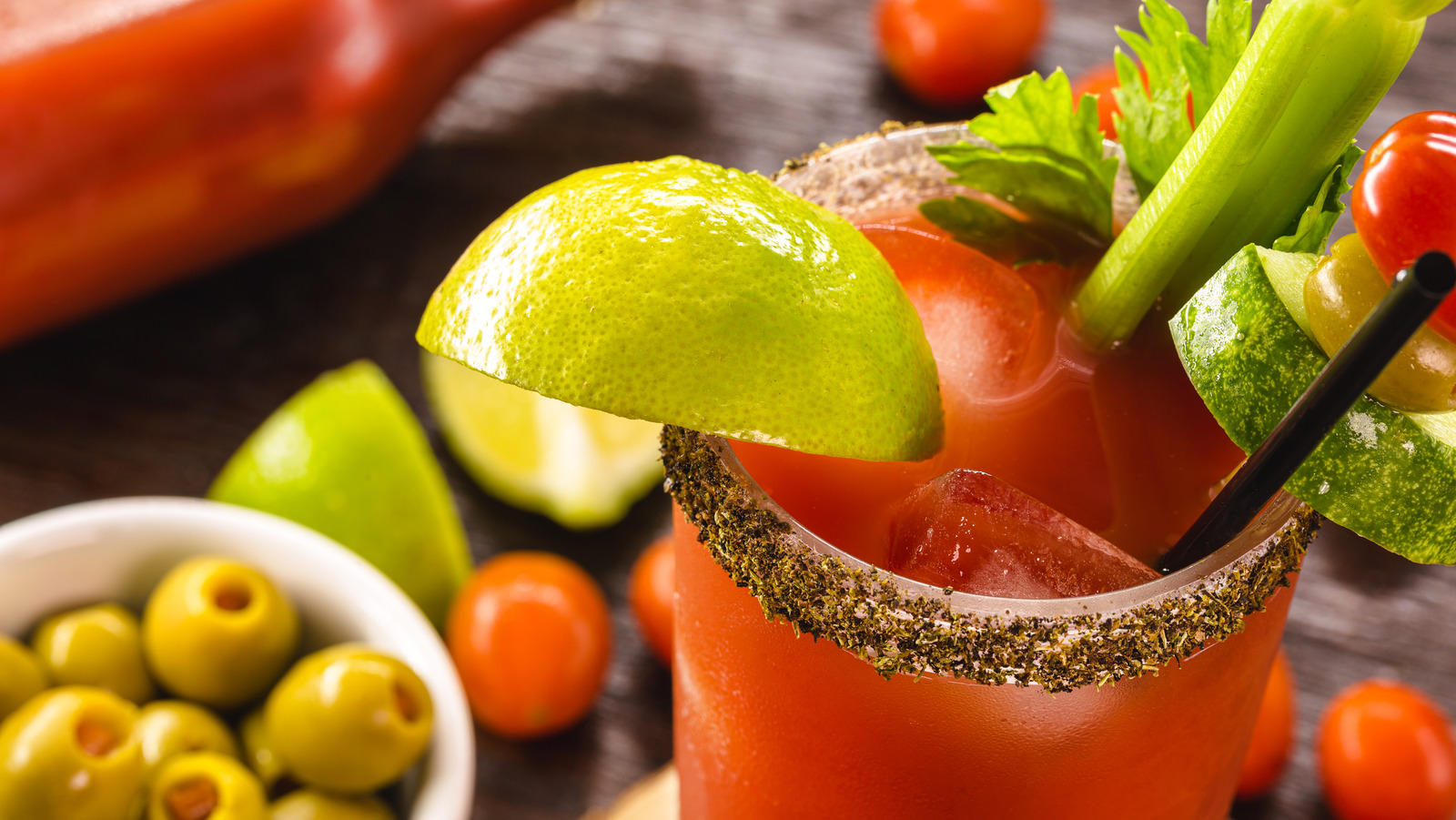 Bloody Marys can help with hangovers