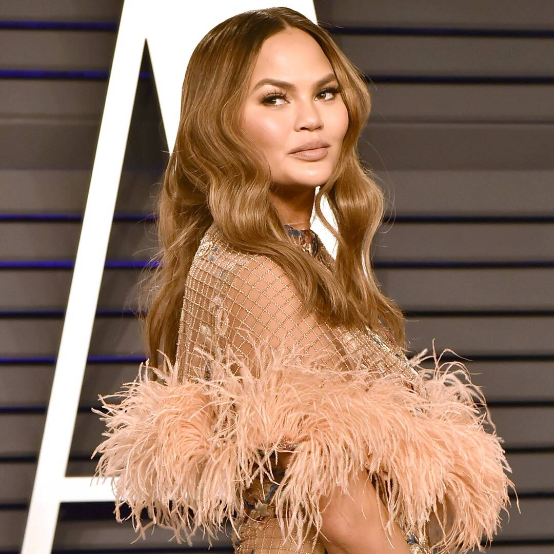 Chrissy Teigen Opens Up About Her Son's Tragic Death With A Heartbreaking Photo