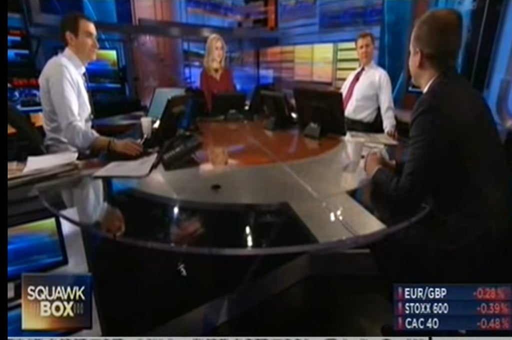 Clip of American journalist who can't believe Ireland uses the Euro resurfaces and has everyone laughing