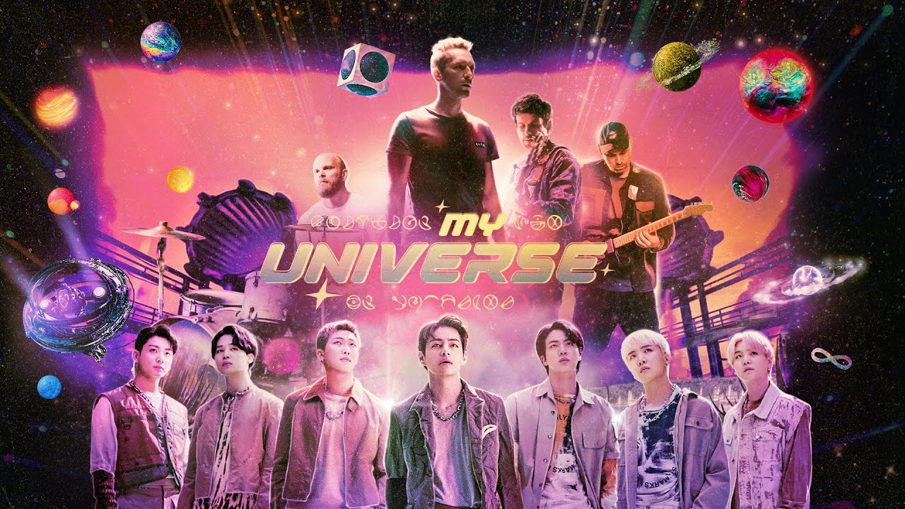 Fans Are In love vocals and visuals and BTS V is truly 'CGV' in 'My Universe' MV,