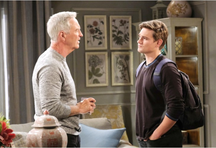 Days Of Our Lives: Johnny DiMera (Carson Boatman