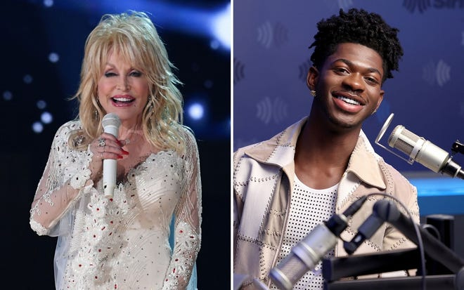 """Dolly Parton gave her stamp of approval on Lil Nas X's cover of """"Jolene"""""""