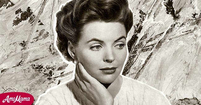 """Picture of """"Swiss Family Robinson"""" actress Dorothy McGuire 
