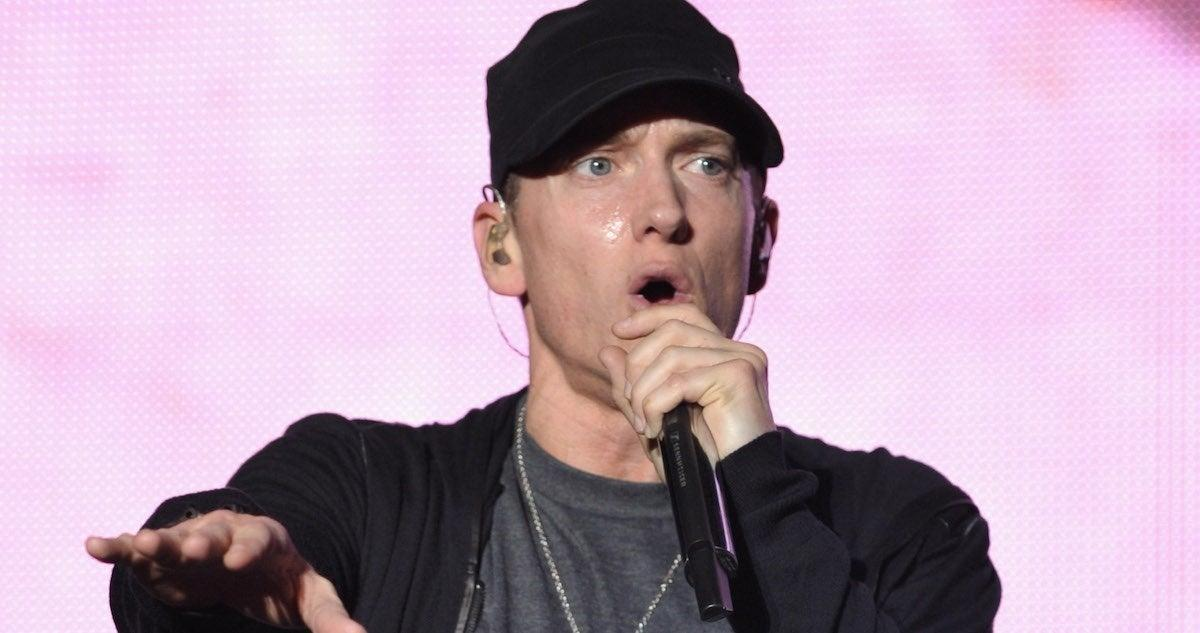 Fans think that Eminem's Daughter Hailie Jade is his Double in the in Makeup-Free Video that is going Viral