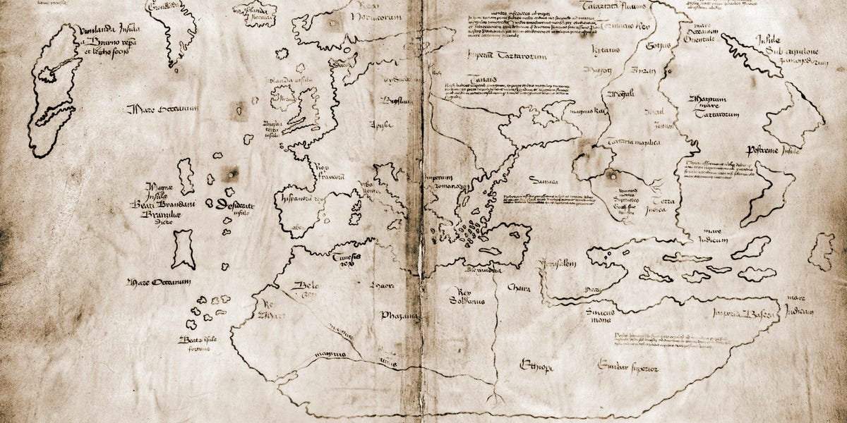 Famed Viking Map of North America Exploration Is a Fake: Experts