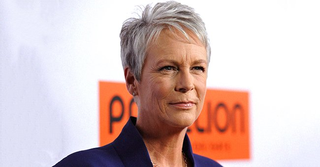 """Jamie Lee Curtis attends the premiere of Pantelion Films' """"Spare Parts"""" at ArcLight Cinemas on January 8, 2015. 