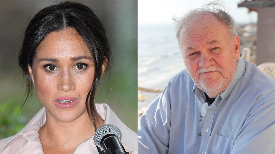 Here's Why Thomas Markle Thinks Time 100 Cover Is Wrong