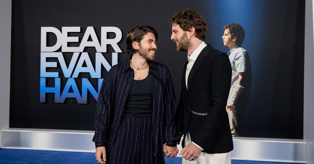 Ben Platt 'Dear Evan Hansen' Los Angeles Premiere
