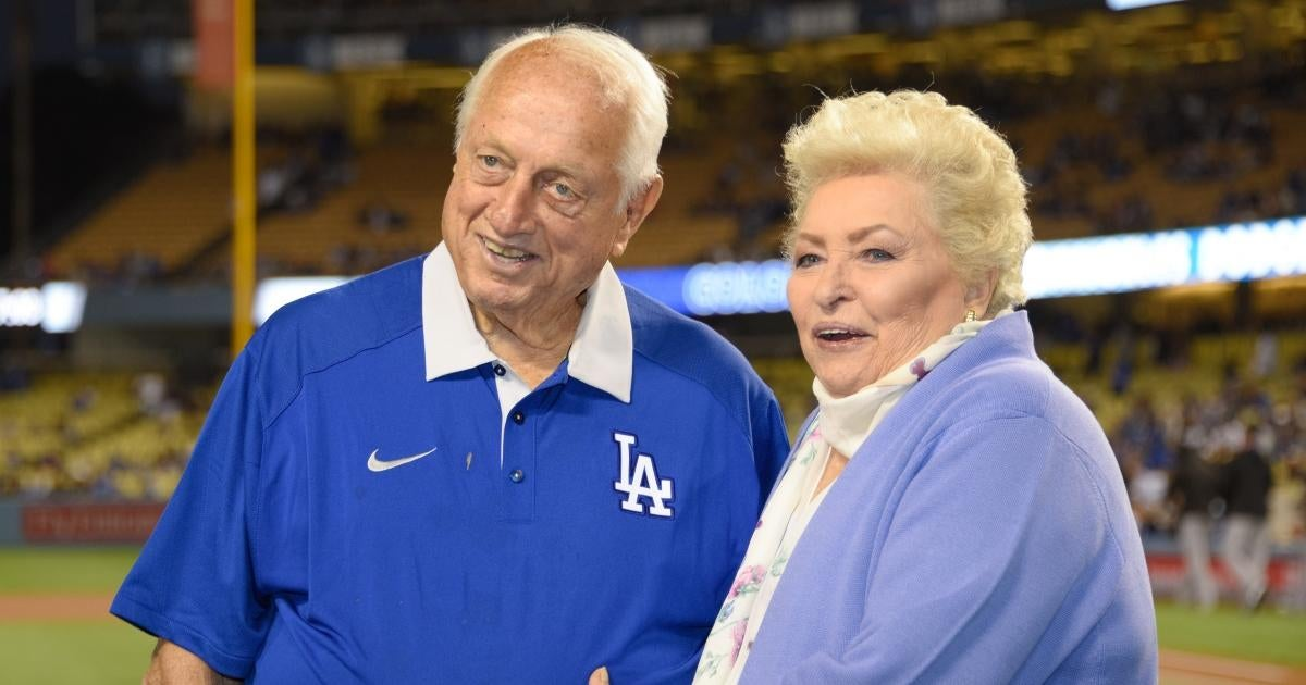 Jo Lasorda, the widow of legendary Los Angeles Dodgers manager Tommy Lasorda, has died at the age of 91.