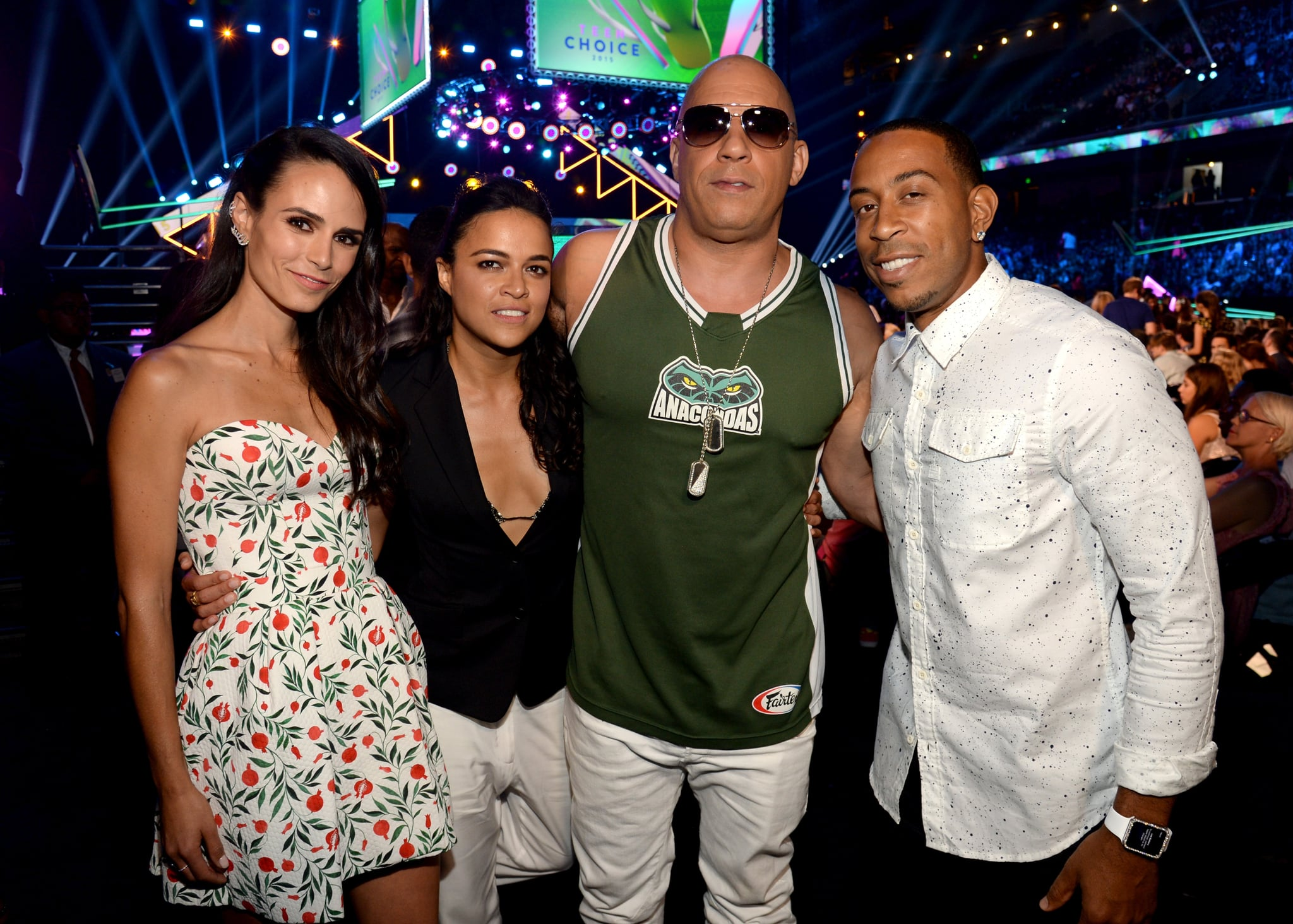 Jordana Brewster Reveals She Turns to Vin Diesel for Advice Who Is Also Her On Screen Brother!