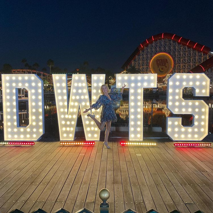 Here's All The Details About Contestants Who Are Training For DWTS Season 30