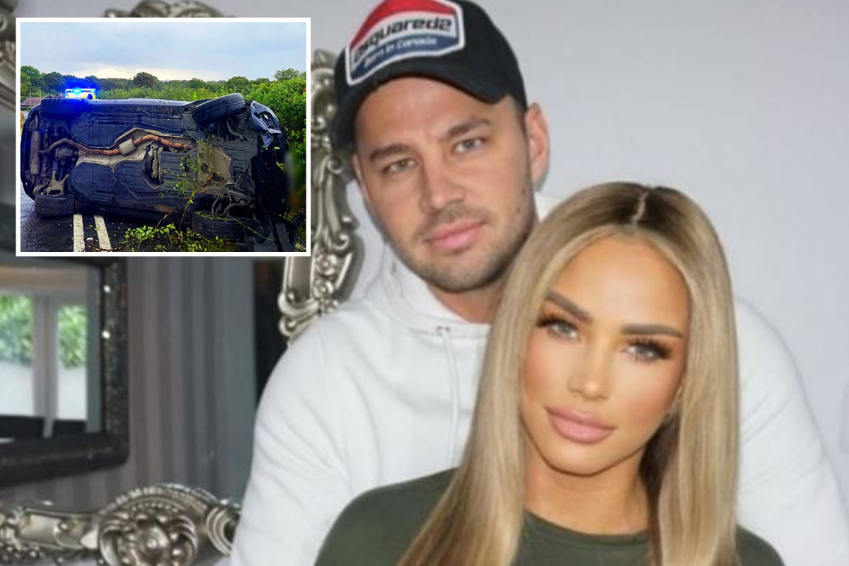 Katie Price Update: Latest News on Katie Price Car Crash And Aftermath