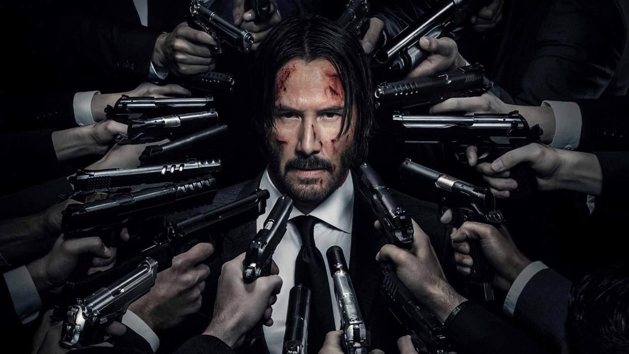 Keanu Reeves Talks Filming John Wick 4 Fight Scene And Now I Need To See It Keanu Reeves Talks Filming John Wick 4 Fight Scene And Now I Need To See It