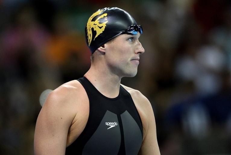 Three Time Olympian Swimmer Klete Keller's Ex Wife Cari Carr Sherrill
