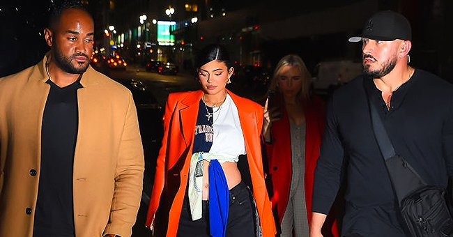 Kylie Jenner spotted during New York Fashion Week, September 2021 | Source: Getty Images