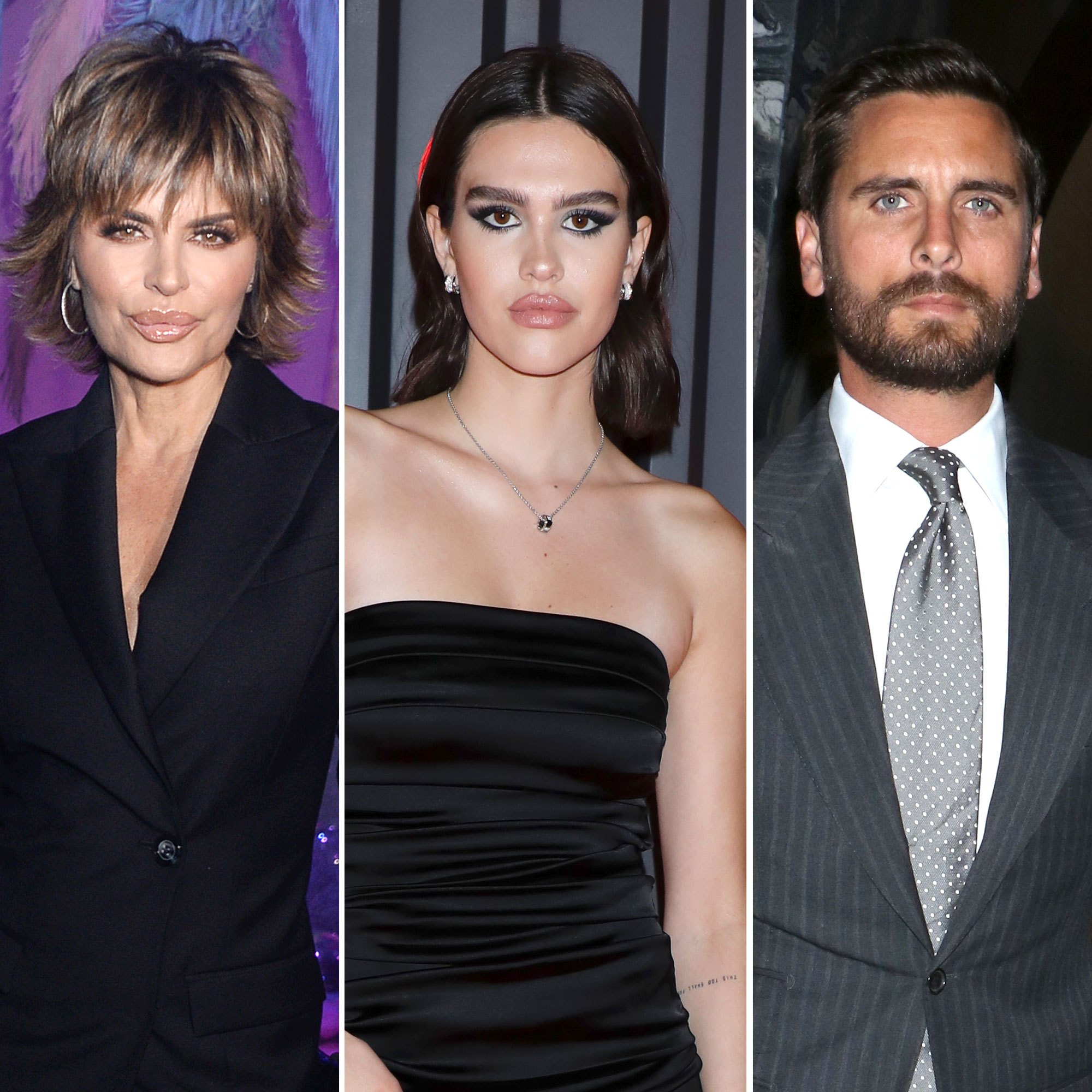 Real Housewives of Beverly Hills Star Lisa Rinna Finds A Hotter And Younger Boyfriend For Amelia Hamlin!