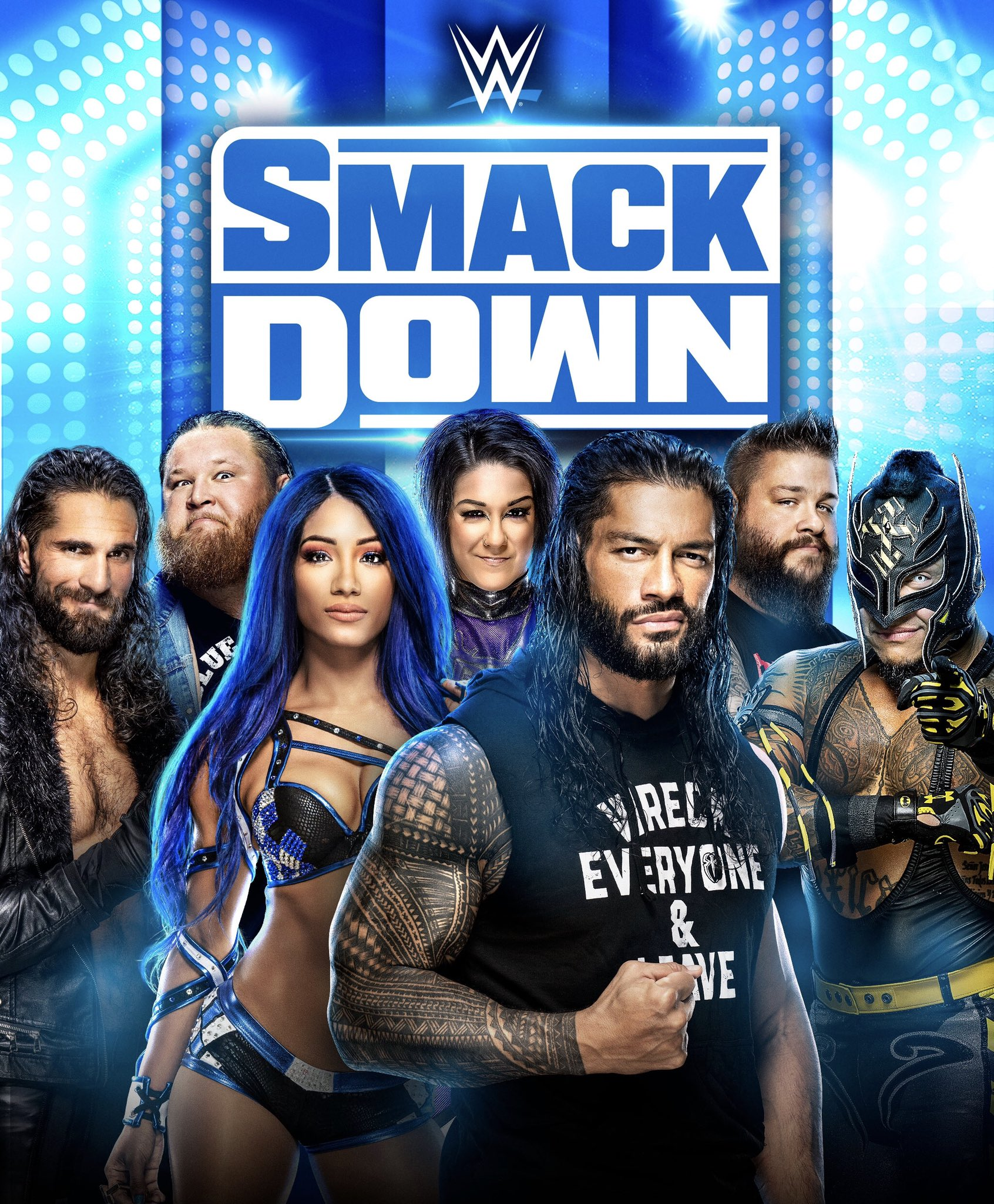 WWE Smackdown Top 5 Must See Moments and Full Results! Madison Square Garden