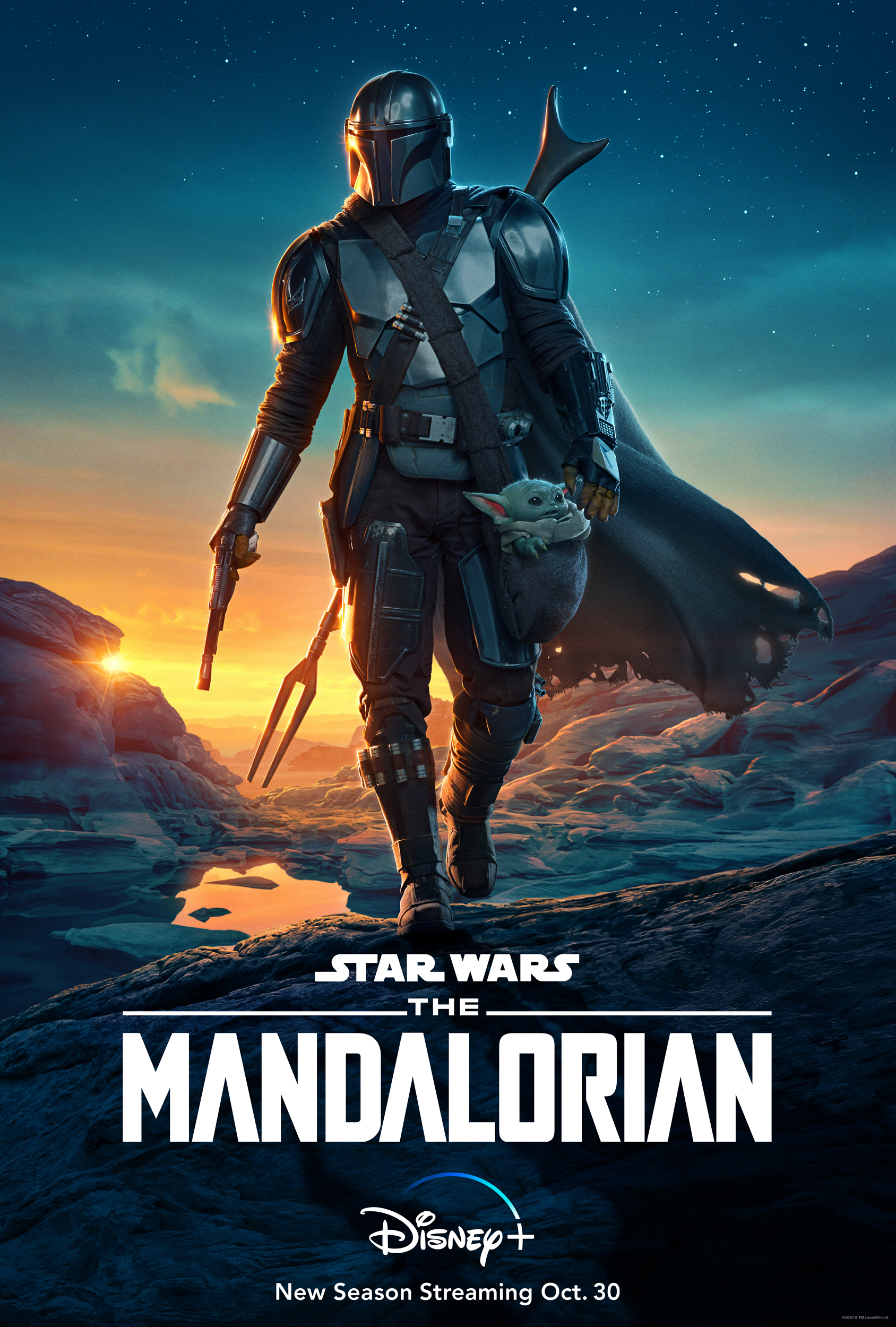 Star Wars Series The Mandalorian Fans Noted the 2021 Emmys Used Major Spoiler in Best Drama Awards Video!