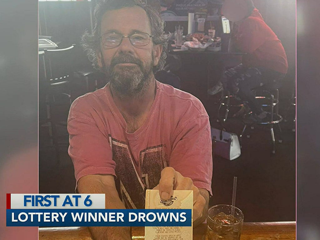 Man found dead with winning lottery ticket in pocket