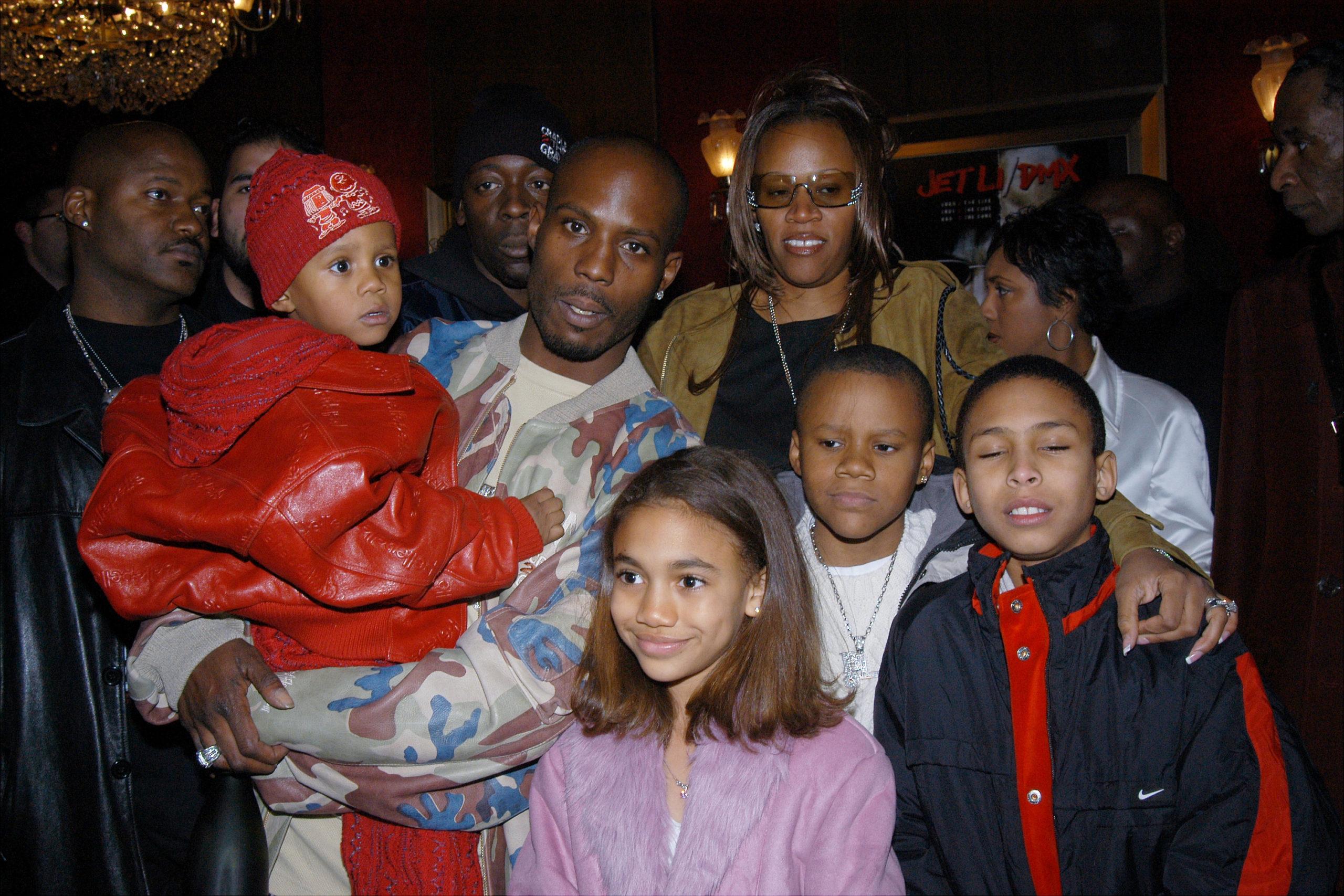 Rapper DMX 5 Year Old Son Exodus Still Mourns His Death! Fans are Heart Broken..