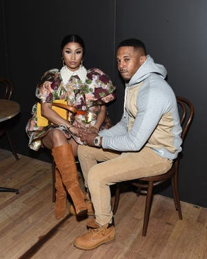 """Nicki Minaj and Kenneth Petty's accuser, Jennifer Hough, spoke publically for the first time on """"The Real"""" about her harassment lawsuit against the couple."""