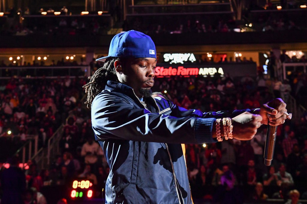 Offset of Migos performs during the 42nd Annual McDonald's All American Games at State Farm Arena on March 27, 2019. | Source: Getty Images