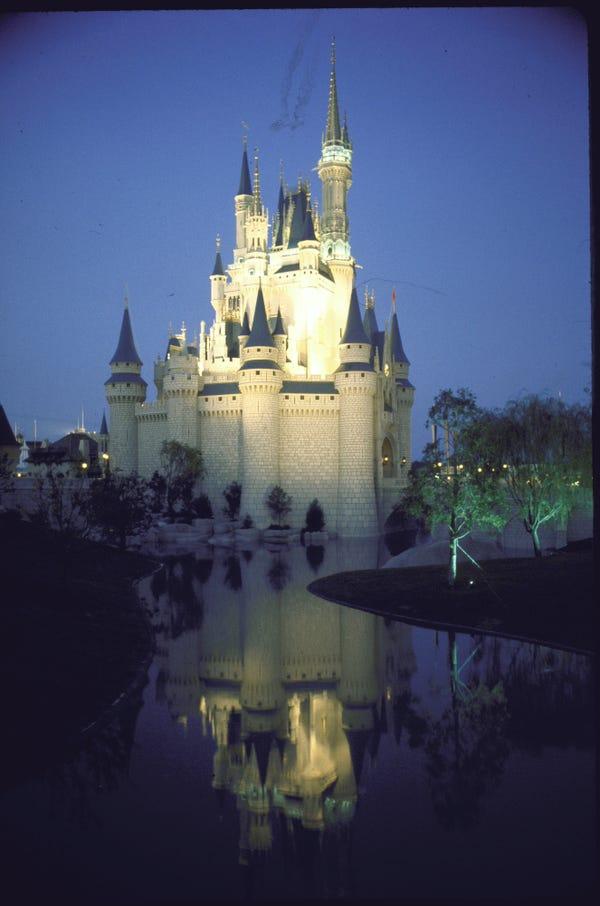 Photos That Show Cinderella Castle's Latest Makeover