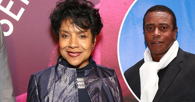 """Phylicia Rashad at the opening night performance for """"Children of a Lesser God"""" on April 11, 2018, Ahmad Rashad at Stephen Sondheim Theatre on April 23, 2013   Photos: Getty Images"""