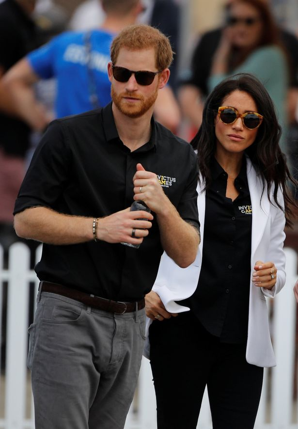 """Harry and Meghan said they wanted their son to have a """"normal"""" life"""