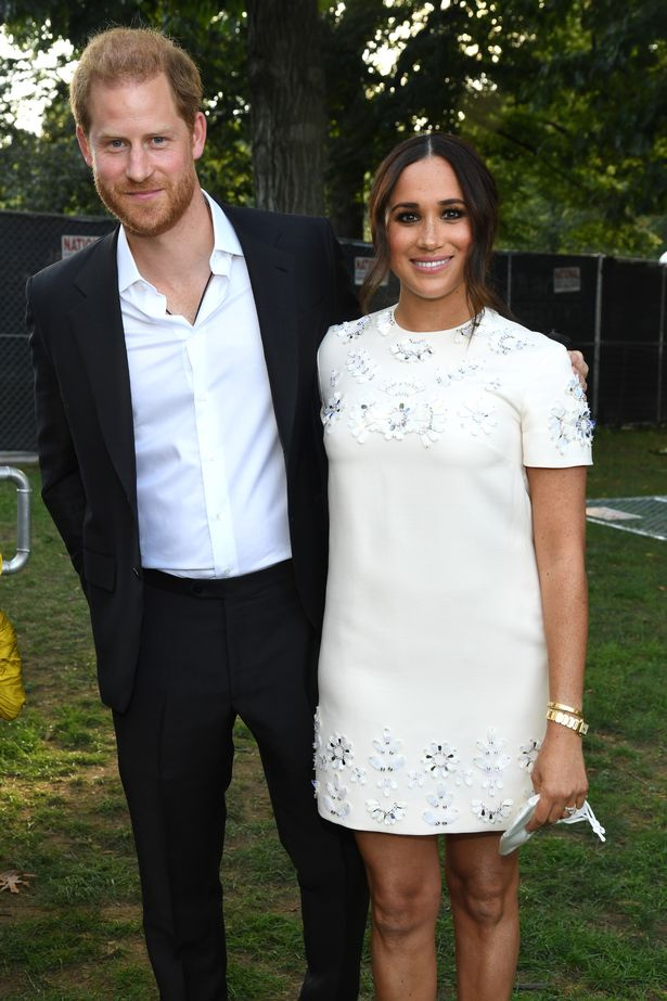 The Sussexes visited a series of politicians and diplomats during their Big Apple adventure