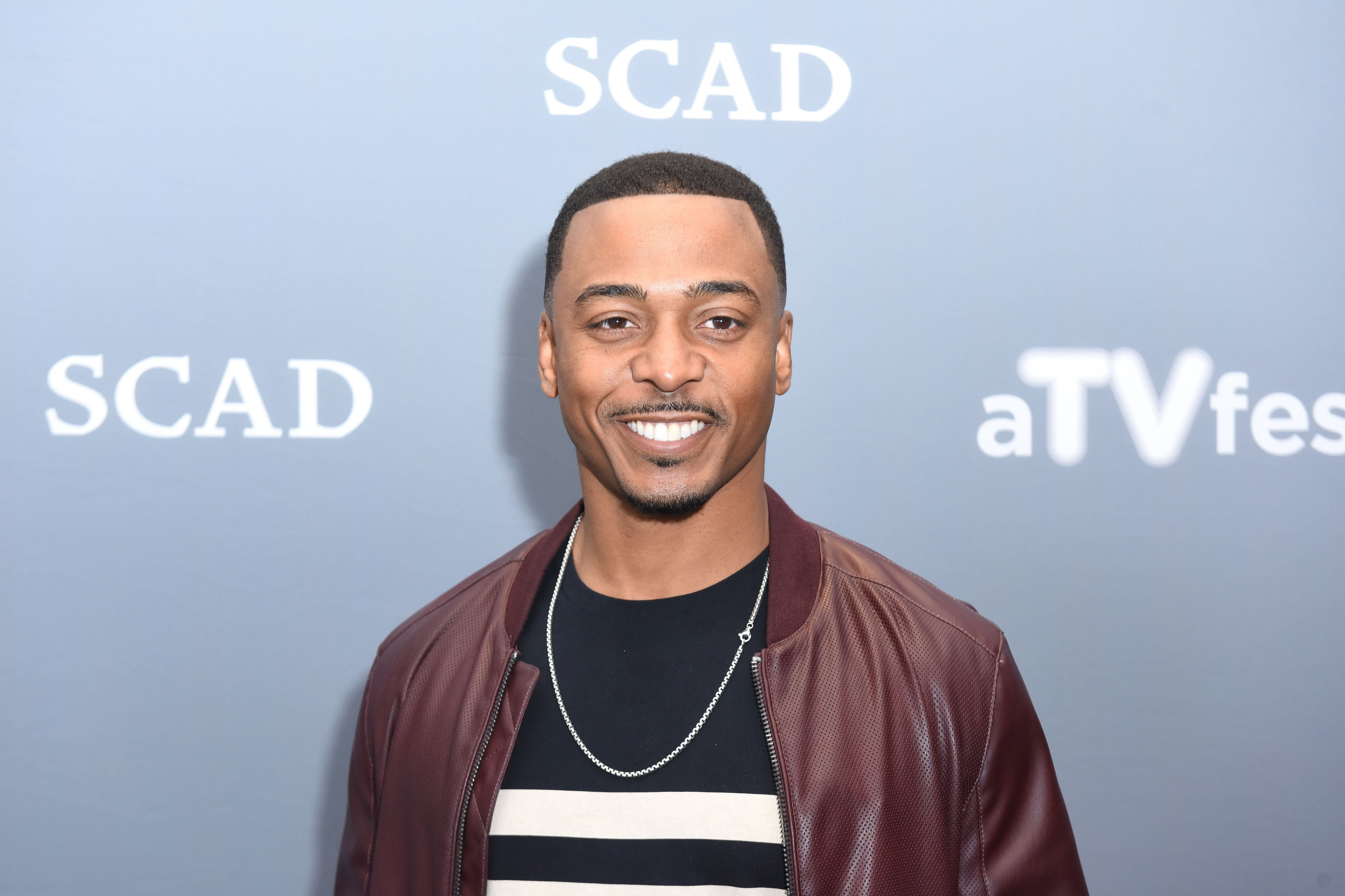 """RonReaco Lee at the press junket for """"Survivors Remorse"""" on February 3, 2017 in Atlanta, Georgia   Photo: Getty Images"""