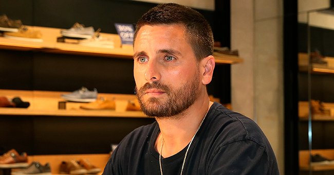 Scott Disick poses as he makes a store appearance at Windsor Smith, November 2018   Source: Getty Images