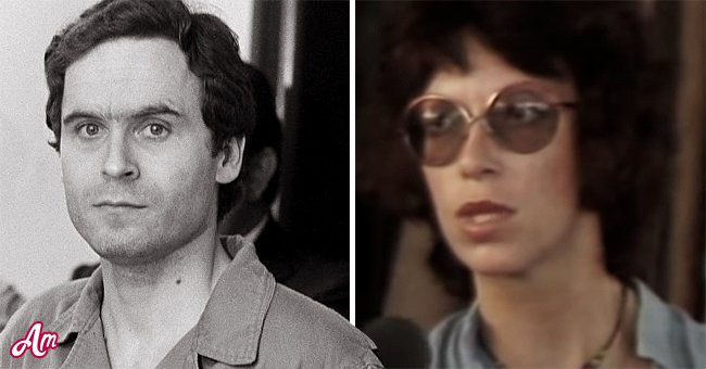Ted Bundy and Carole Boone  Source: Youtube.com/Lexi Draven   Getty Images