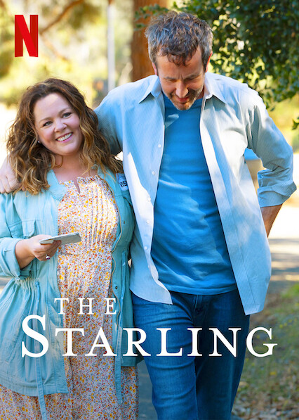 Actor Chris O'Dowd Shares 'Incredible' Behind-the-Scenes Details of His New Netflix Drama 'The Starling'