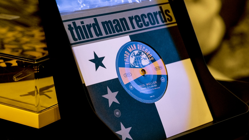 Third Man Records Opens Third Retail Store and Venue in London