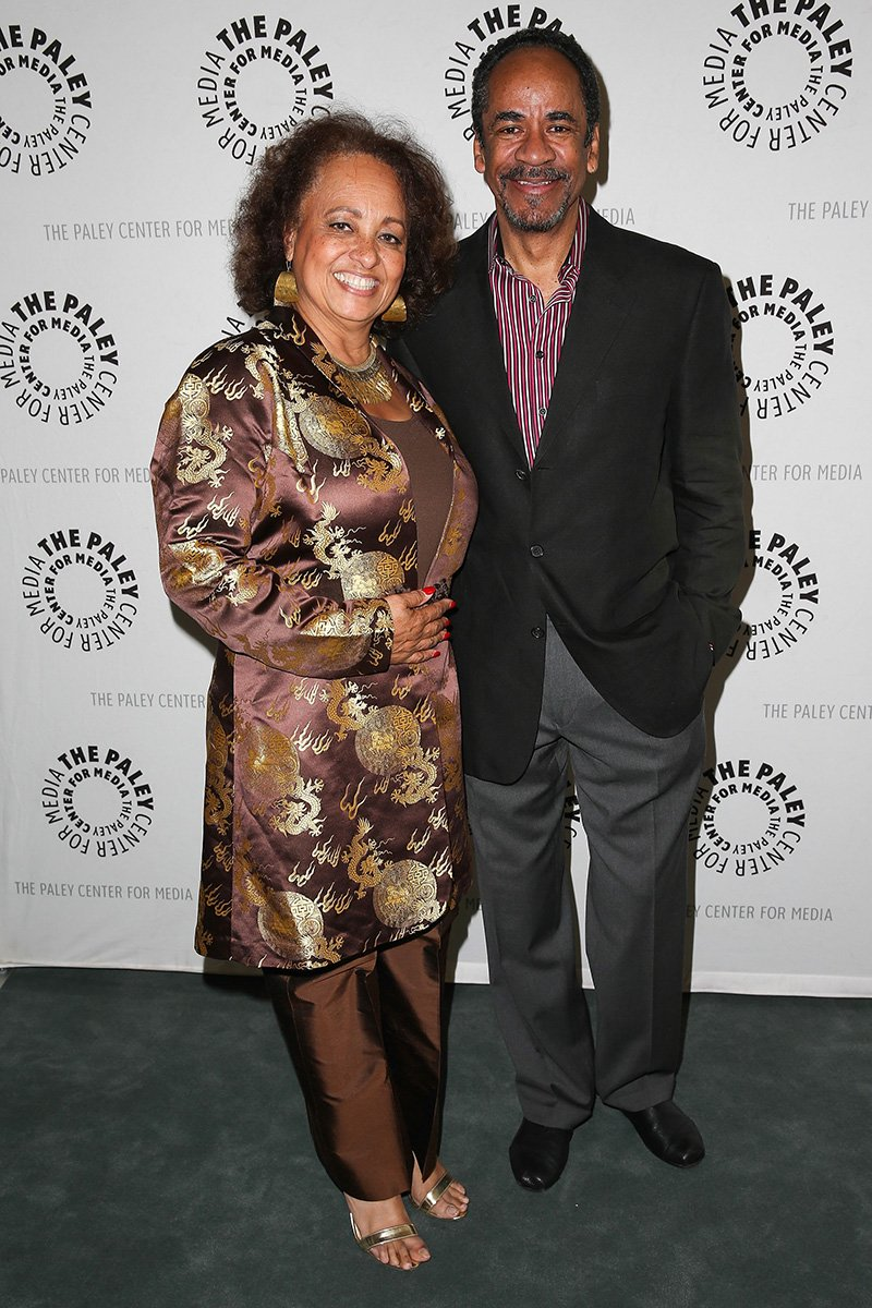 Actor Tim Reid and wife, actress Daphne Maxwell Reid attend the Paley Center presentation of 'Baby, If You've Ever Wondered: A WKRP In Cincinnati Reunion' at The Paley Center for Media on June 4, 2014 I Photo: Getty Images.