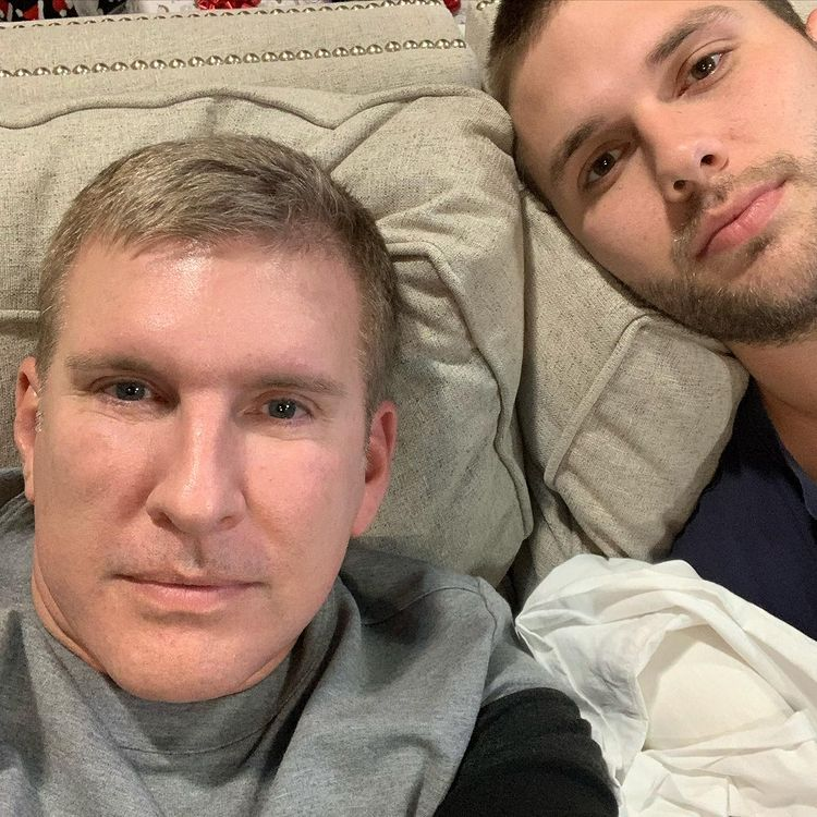 Here's Why Chase Chrisley Likens Father Todd To A Tornado