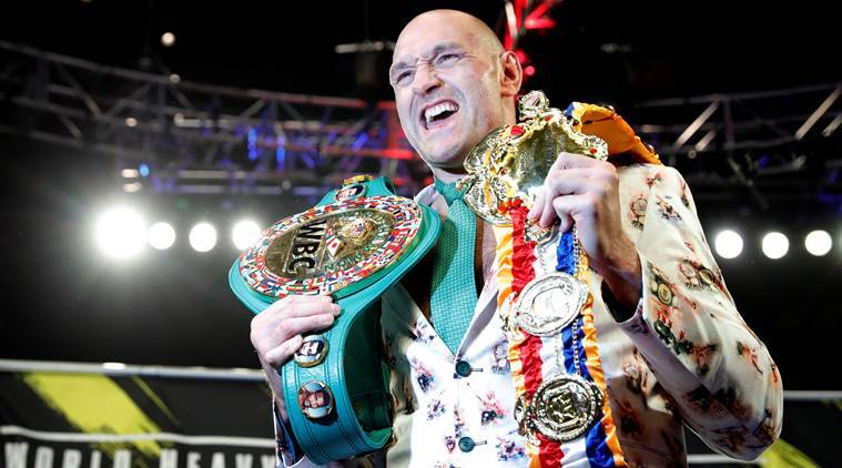 Eddie Hearn Doubts If Tyson Fury Is Ready For Deontay Wilder Trilogy Fight