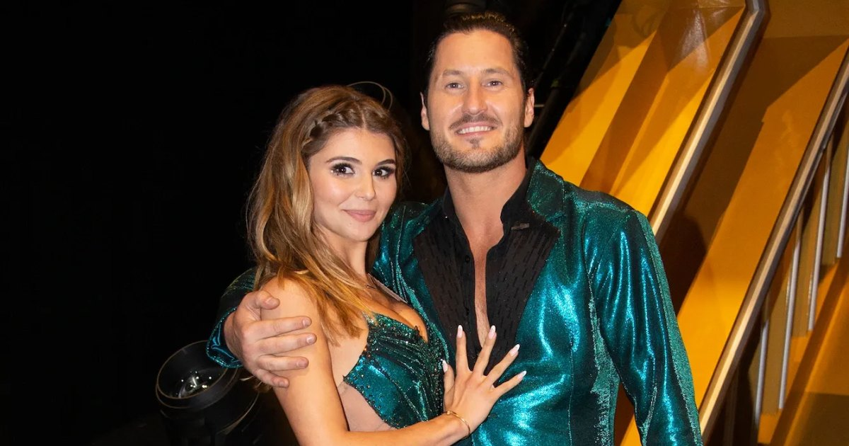 Val Chmerkovskiy Skeptical About The Addition Of Olivia Jade To 'DWTS'