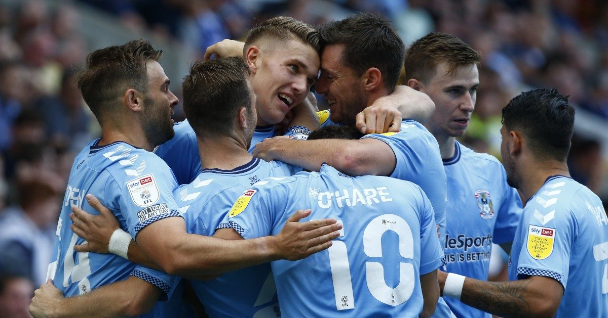 Coventry City's Incredible revival as Mark Robins' side go joint-top of Championship