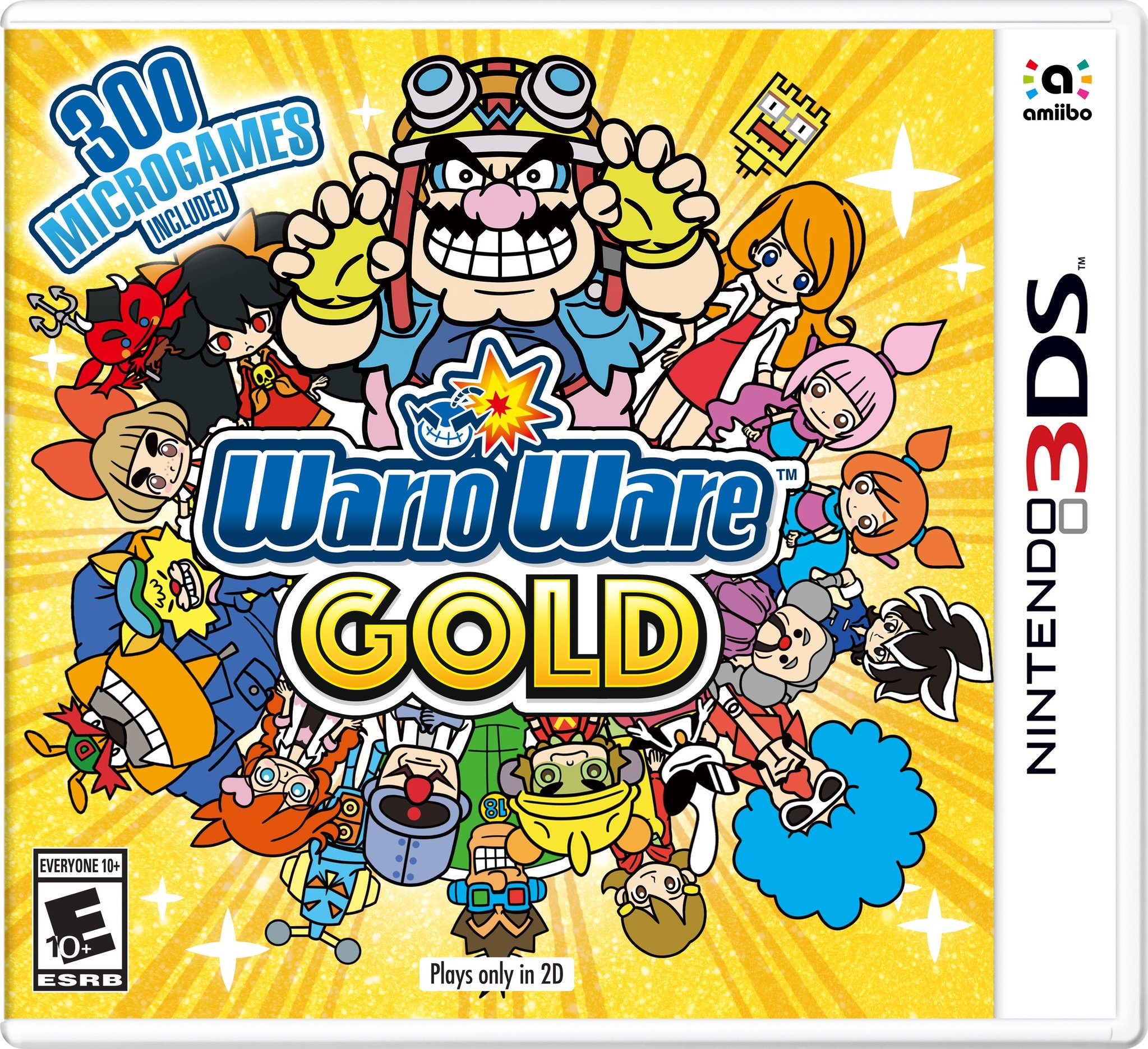 Nintendo Switch WarioWare Get it together Review WarioWare is Back with More Mad And Manic Microgames